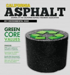 LASTRADA Partners is Featured in the 2017 Environmental Issue of the California Asphalt Pavement Association (CalAPA) Magazine
