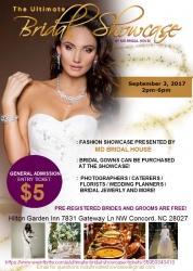Monique Danielle Bridal House Presents the Ultimate Bridal Showcase
