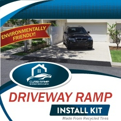 McGuire Enterprises Launches Curb Ramp™ - An Eco-Friendly Driveway Ramp for Lowered Cars