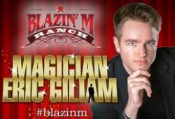 All New Magic Show and Hot New Comedy Production Come to Blazin' M This Fall