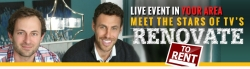 "HGTV Stars Live Show in Las Vegas: ""How to Make Money with Real Estate in 2017"""