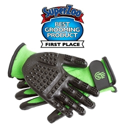 HandsOn Gloves Takes Top Honors in Innovative Grooming Products Awards at SuperZoo National Pet Industry Trade Show