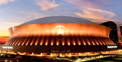 Mercedes-Benz Superdome Selects Act Global's Synthetic Turf