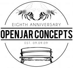 The Buzzing Bees of OpenJar Concepts, Inc. Celebrates 8 Years of Marketing Pollination