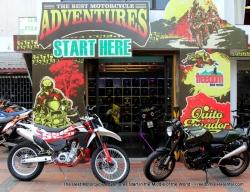 Ecuador Freedom Bike Rental Adds SWM Motorcycles to Its Adventure-Ready Fleet