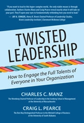New Book Introduces an Alternative Approach to Leadership