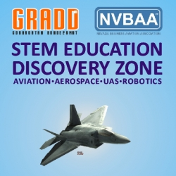 GRADD-NVBAA STEM Education Discovery Zone at 54th National Championship Air Races