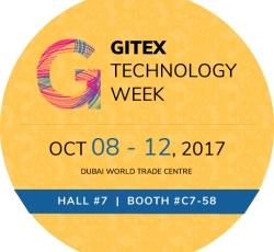 Meet Team Webline at GITEX Technology Week, Dubai - 2017