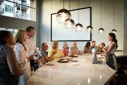 Suzanne Zahr Announces Completion of Caruccio's Culinary Event Center, an Architect-Led Design-Build Project on Mercer Island