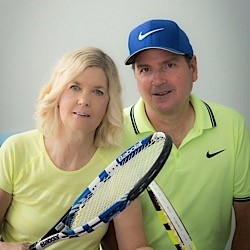 Charleston Couple Invents New Tennis Product