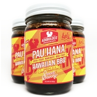 Adoboloco Launches Gluten Free, Non-GMO, PAU! HANA! HAWAIIAN BBQ!™