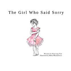 """The Girl Who Said Sorry"": Feminist Picture Book on the Gender Apology Gap"