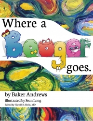 New Children's Book About Boogers Poised to Reduce Germs, Save Desks and Sleeves