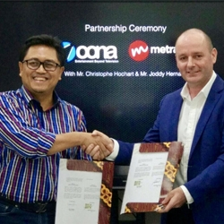 OONA Announces Partnership with the World's Largest Telecom Company, Telkom Indonesia