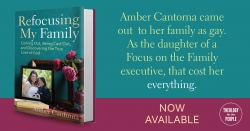 Gay Daughter of Focus on the Family Executive Unmasks Her Coming Out Story with New Memoir