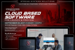 Strong Systems Solutions is Inviting All Pastors, Leaders, CFO's, and Trustees to Join Them for Their First Official Meet & Greet, Demo Day for Strong Systems Solutions