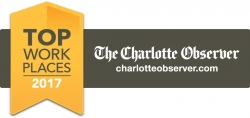 The Charlotte Observer Names Insight Global a Winner of the 2017 Top Workplaces Award for the Second Year in a Row