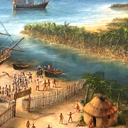 Researcher Again Puts in Question Christopher Columbus History