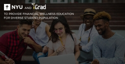 NYU and iGrad to Provide Financial Wellness Education for Diverse Student Population