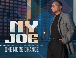 "New York-Style Salsa Artist, NYJoe, Releases First Single ""One More Chance."" Live Concert with Big Band on November 18 with Portion of Proceeds Going to Puerto Rico."