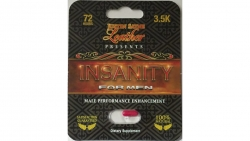 Justin Sayne Leather's Insanity Male Performance Brand Gains Solid Financial and Operational Partners