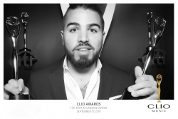 Up-and-Coming Artist Alë Jay Recognized with Gold CLIO Music Award at the '17 Clio Awards