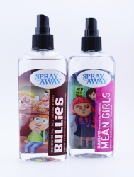 New Anti-Bullying Spray,