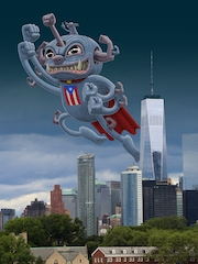 Brooklyn Artist Creates