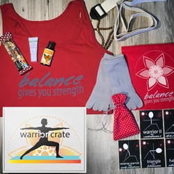 Yoga Warrior Crate Now on Indiegogo to Bring More Inspiration, Power & Intention to Each Yoga Practice