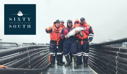 Sixty South® Salmon Receives