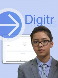 Digitr – A Student Hallway Pass App Developed by a 12-Year Old