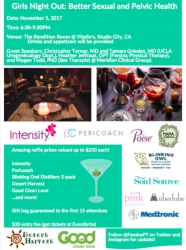 Femina Physical Therapy Redefines Girls Night Out