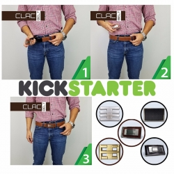 CLAC Belt Has Launched: The Reinvention of a Classic Now on Kickstarter