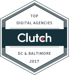 Clutch Research Names Borenstein Group, Washington DC & Baltimore's Top Digital Agency for 2017