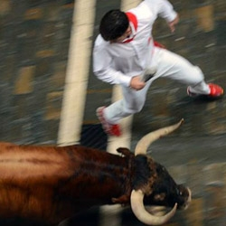 Exclusive 4-Day/3-Night VIP Hotel Packages for the Opening Days of the Fiesta De San Fermín and the Running of the Bulls in Pamplona, Spain in 2018