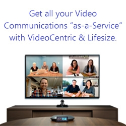 "VideoCentric Announces UK ""Device-as-a-Service"" Programme for Lifesize Video Conferencing"