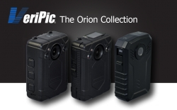 VeriPic Announces the Orion Collection of Police Body Worn Cameras