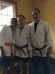 Dr. Alan Fein, Age 75, Promoted to Brown Belt in Gracie Brazilian Jiu Jitsu West Hartford, CT