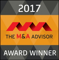 Madison Street Capital Announced as Winner of the 16th Annual M&A Advisor Awards