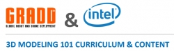 GRADD Creates 3D Modeling Curriculum for Intel Corporation's Intel Future Skills