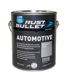 Rust Bullet, LLC Introduces AUTOMOTIVE-Low VOC Coating