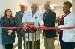 Alliance HealthCare System's Ribbon Cutting for New Hospice Center