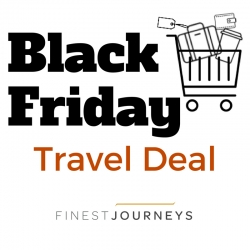 Finest Journeys Offers Free Travel Accessories with Europe Vacations This Black Friday