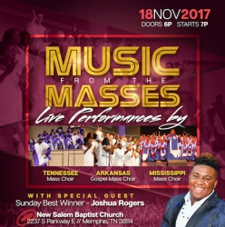 The Greatest of All Time: Tennessee Mass Choir Celebrates Its 27th Year Anniversary and Launches Inaugural Concert