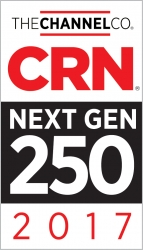 TeraCloud Recognized on 2017 CRN Next-Gen 250 List
