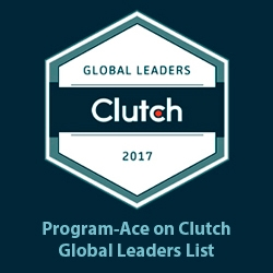 Program-Ace is Identified as One of the Global Leaders by Clutch