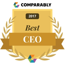 Insight Global's Glenn Johnson Makes Comparably's 2017 Best CEOs List
