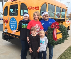 Texas Trust Donates $5,000 and Hundreds of Gifts to Toys for Tots