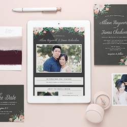 Basic Invite Releases Free Wedding Websites for All Engaged Couples