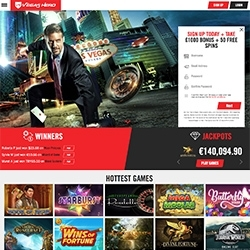 NewCasinos.com Product Release: Vegas Hero Goes Live